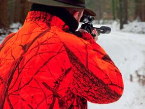 Willkommen! | Jagd mit Schalldämpfer