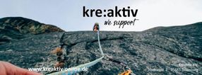 Impressum | kre:aktiv - we support