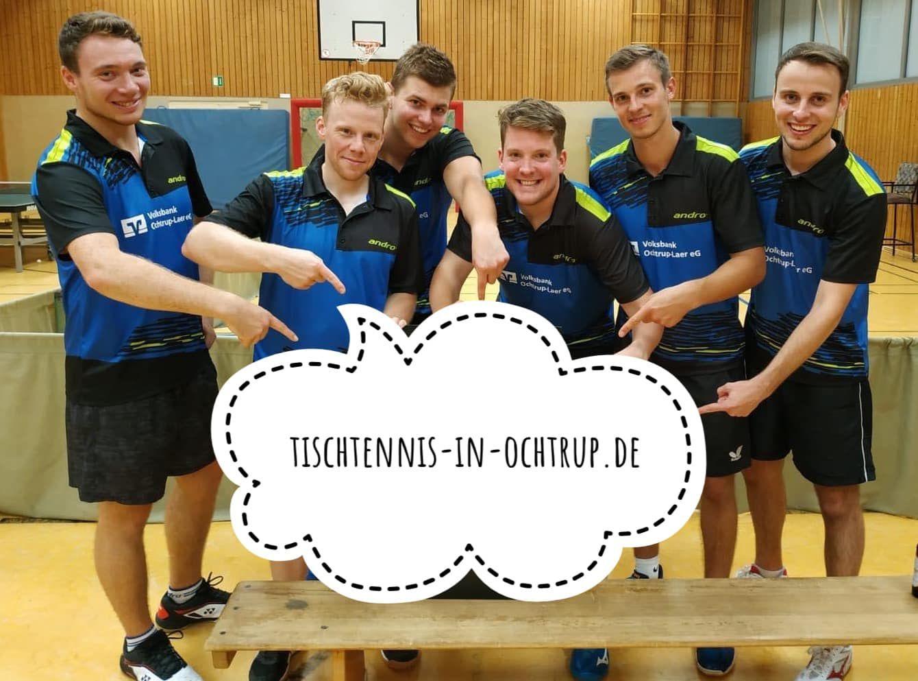 Aktuell   SC Arminia Ochtrup - Tischtennis