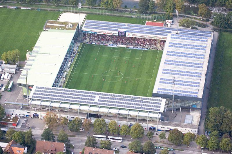 Ticketshop SchwarzwaldstadionSC Freiburg -