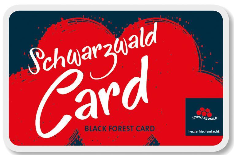 Schwarzwaldcard online kaufen - Schwarzwaldcard