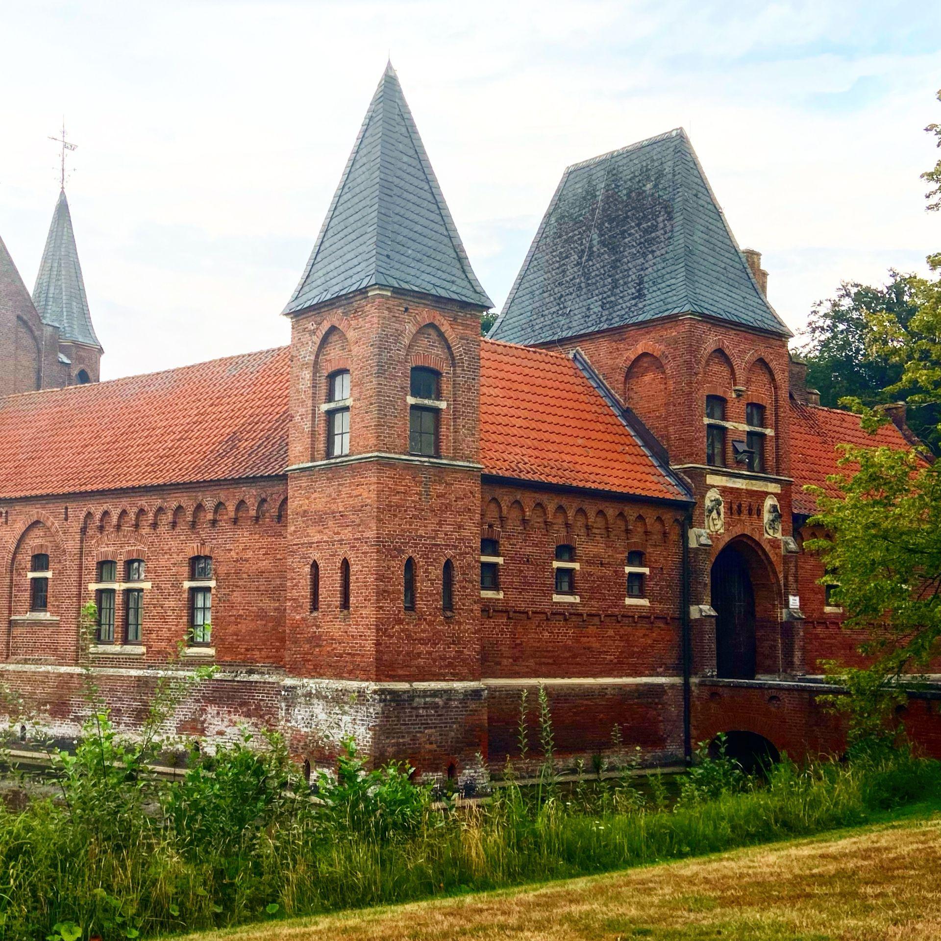 Haus Egelborg, Legden