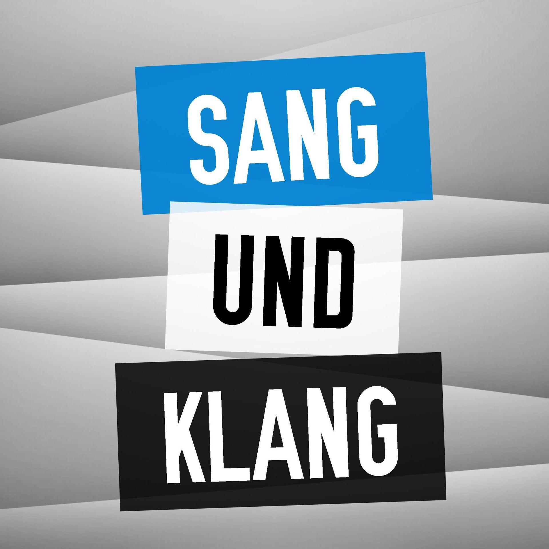Sang und Klang - Playlist des Tages