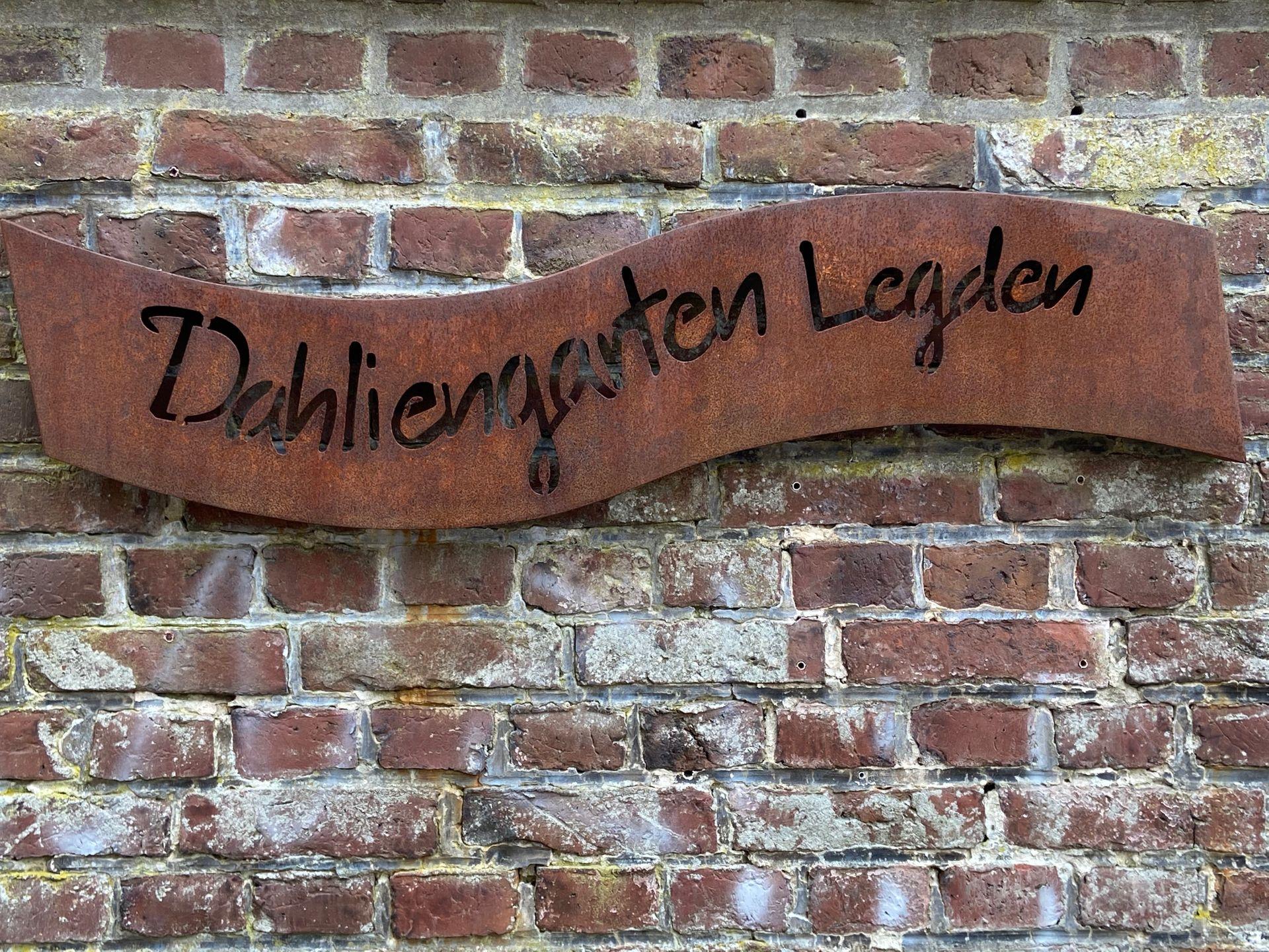 Dahliengarten - Dahliengarten Legden