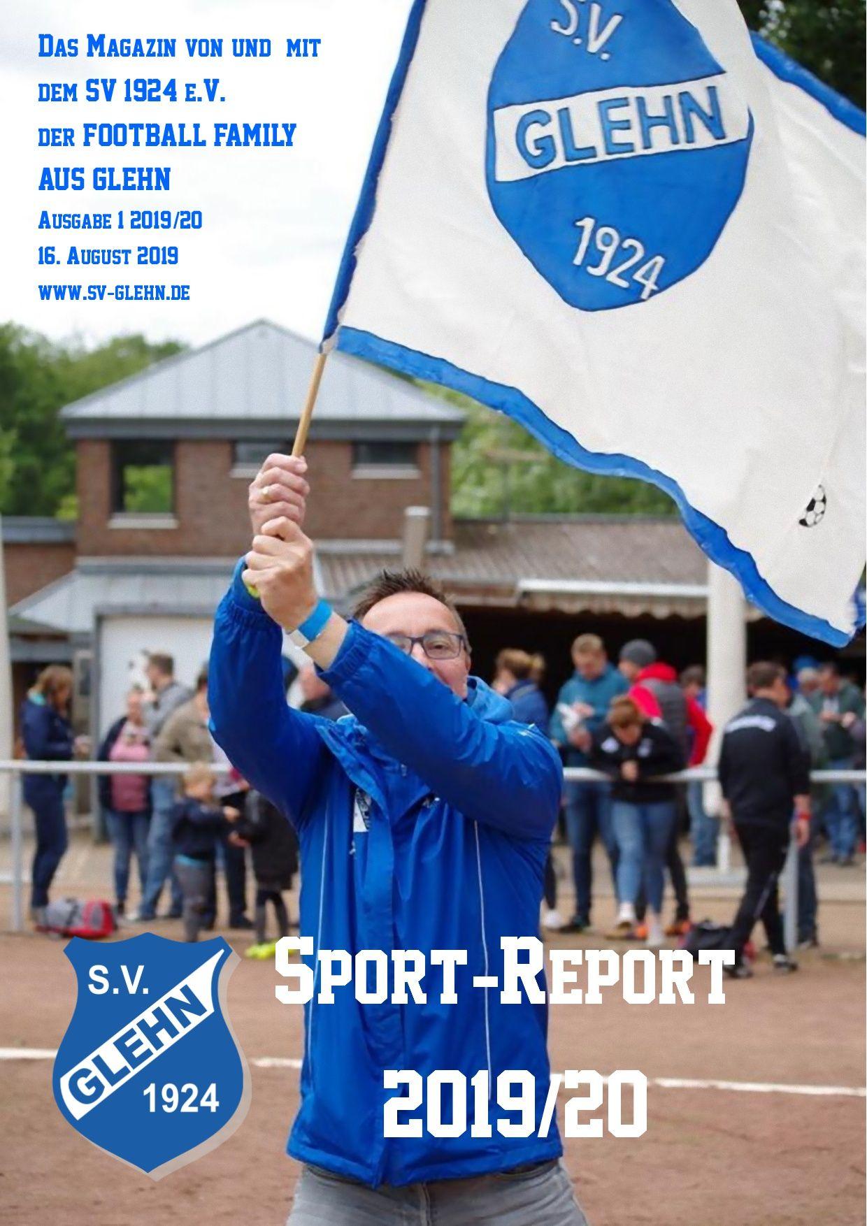 Der Sport-Report - 2019/20 | SV 1924 Glehn e.V.
