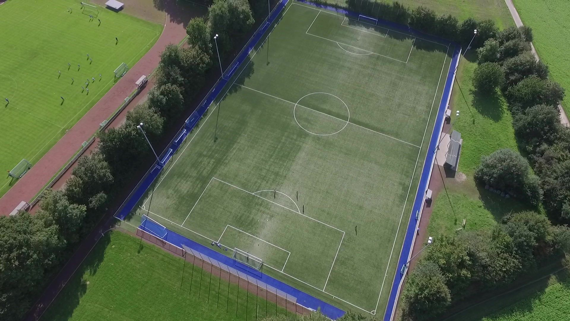 Unsere Sportstätten | SV 1924 Glehn e.V.