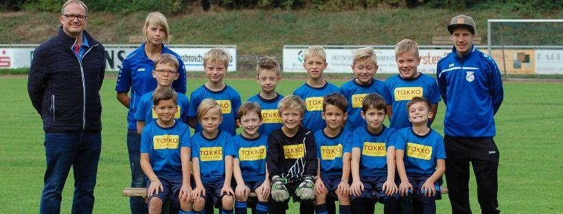 E1-Jugend - Zur Mannschaft | SV 1924 Glehn e.V.