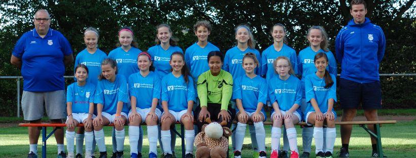 U15-Juniorinnen - Zur Mannschaft