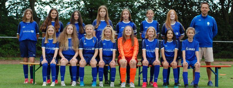 U15-1-Juniorinnen - Zur Mannschaft