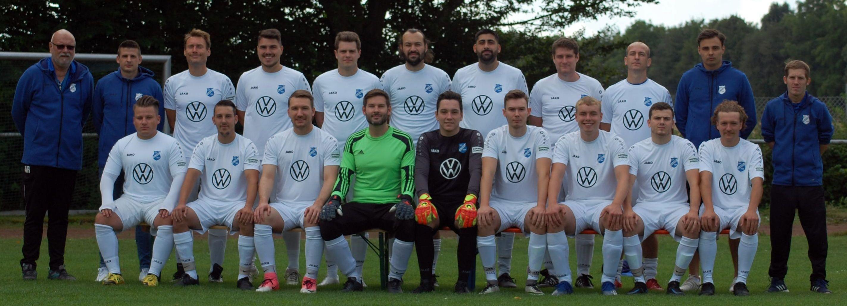 2. Senioren - Zur Mannschaft | SV 1924 Glehn e.V.