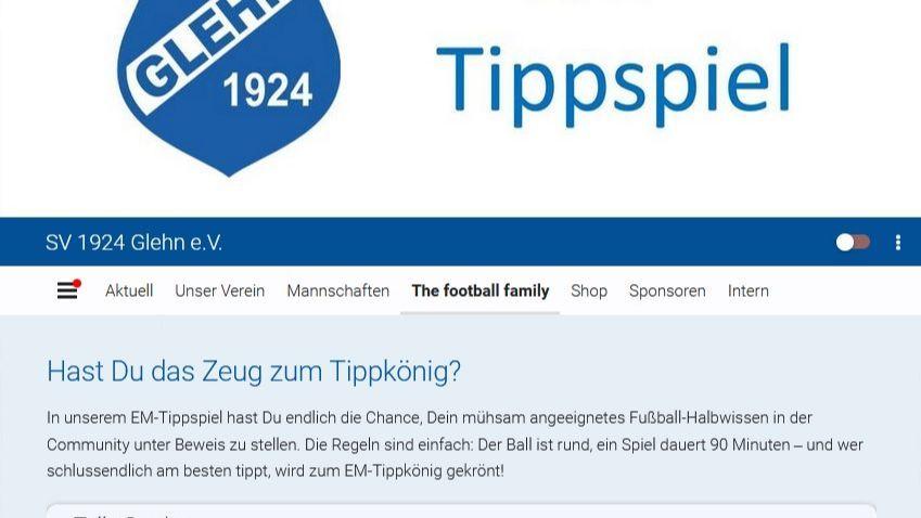 Herzlich Willkommen bei der football family -