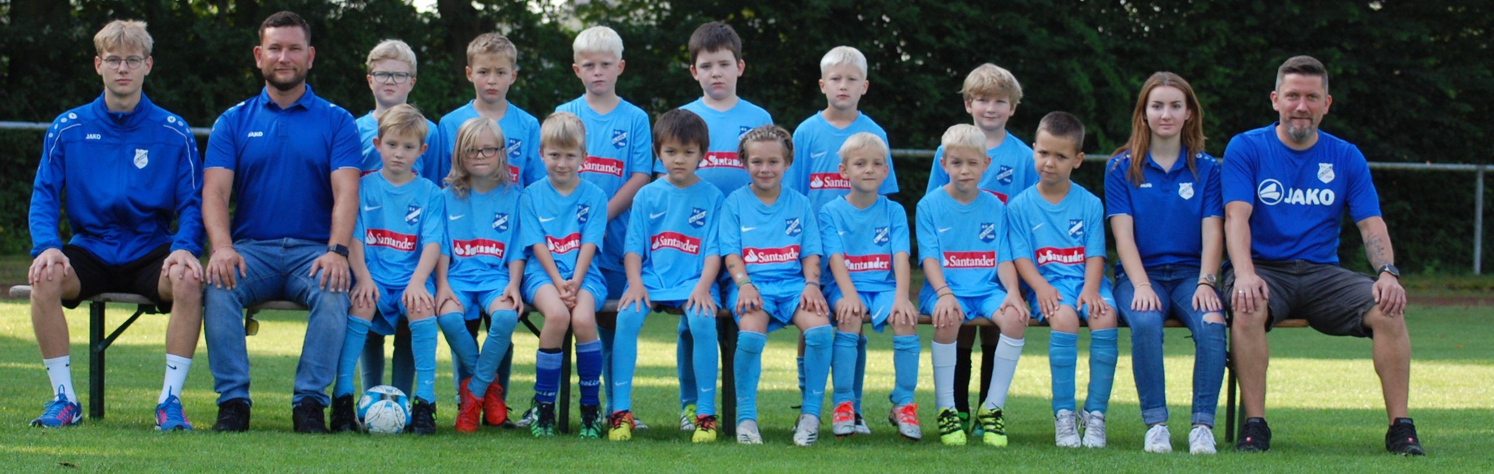 F2-Jugend - Zur Mannschaft
