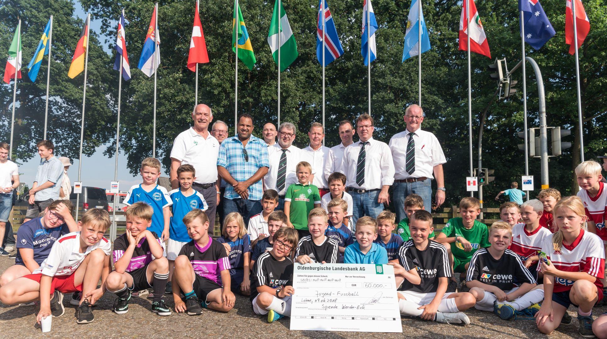 """Werder-Eck e.V.vom """"Fan-Club"""" zum """"Förderverein""""!"""