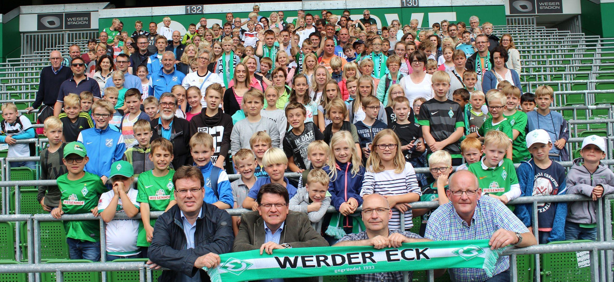 Mitglied werden   Werder-Eck