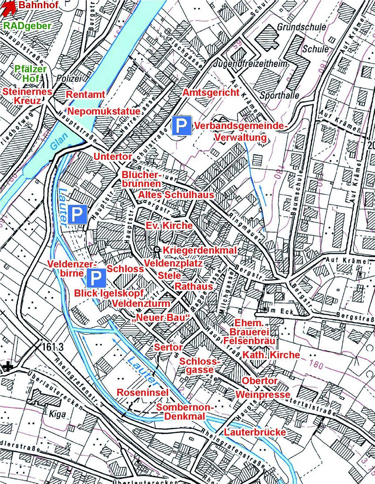 Stadtführungen in Lauterecken | Lauterecken