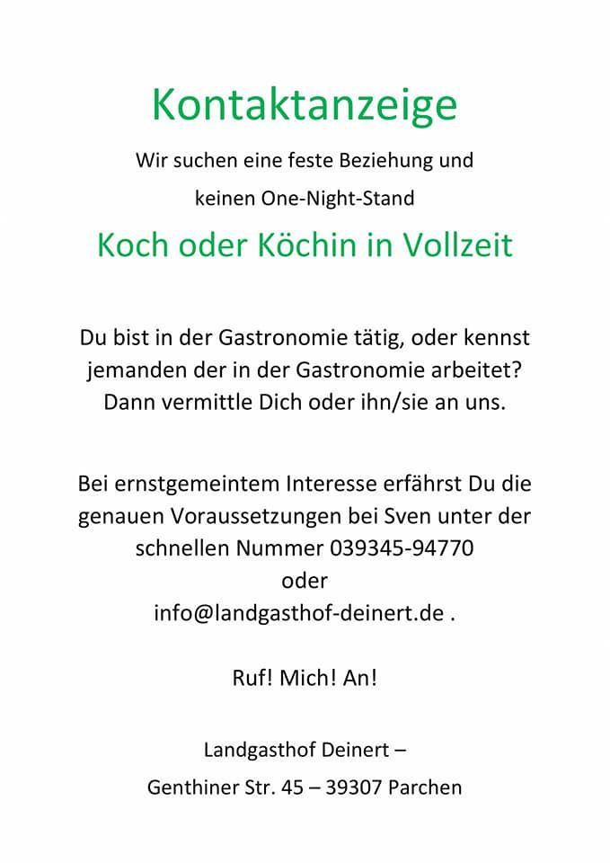 Aktuell | Landgasthof Deinert