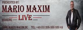 Offizielle Fan-Club Gemeinschaft | Mario Maxim
