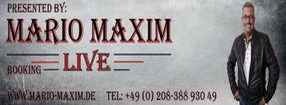 Pressefotos, Cover, Banner | Mario Maxim