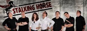 Anmelden | STALKING HORSE