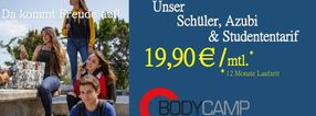 Aktuell | BODY CAMP