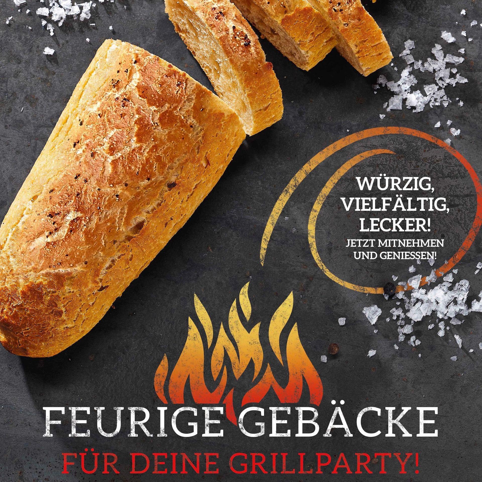 Feurige Gebäcke | Bäckerei Schwehr