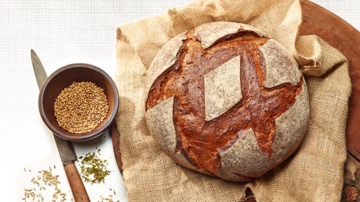 SCHUBECKs GewürzKruste   Bäckerei Schwehr
