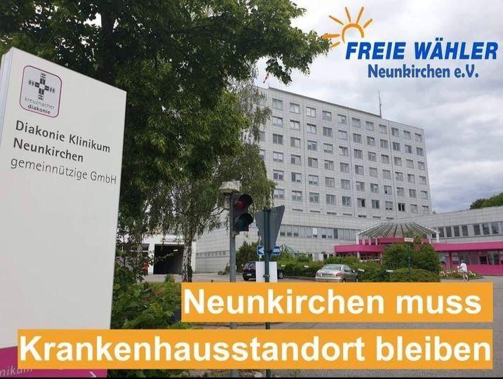 FREIE WÄHLER fordern den Erhalt einer flächendeckenden und wohnortnahen Krankenhausstruktur
