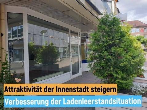 Freie Wähler begrüßen Antrag der CDU-Stadtratsfraktion