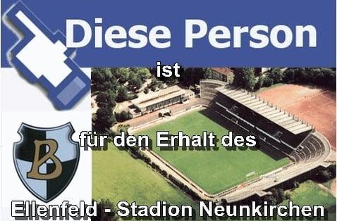 Sanierung und Erhalt Ellenfeldstadion