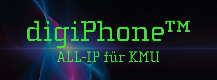digiPhone™ - ALL-IP für KMU | digitalhaus ag