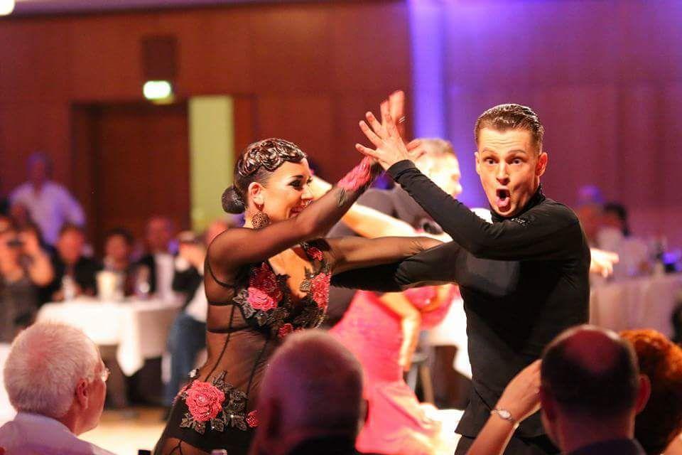 """Internationales Tanzturnier """"Europa tanzt"""""""