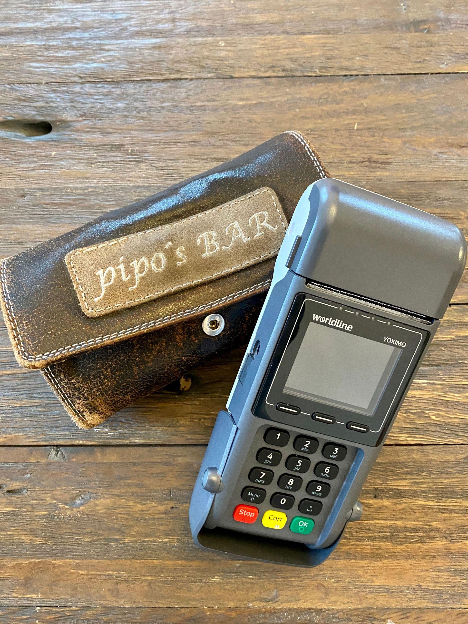 Akzeptierte Zahlungsmittel | pipo's BAR