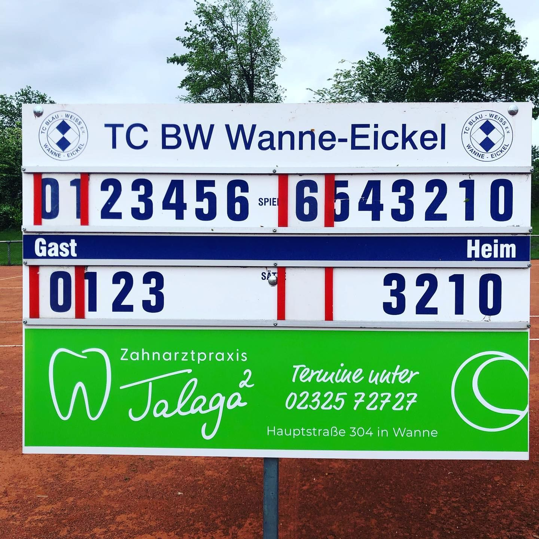 Aktuelles | TC Blau-Weiß e.V. Wanne-Eickel