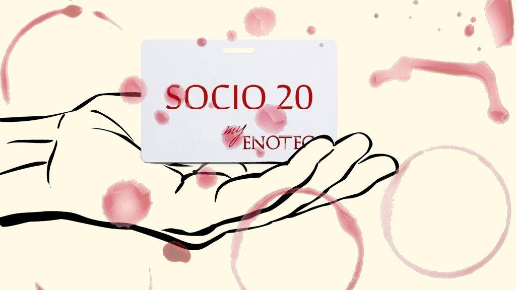 """Die Socio 20 Card""""die geniale Card für geniale"""