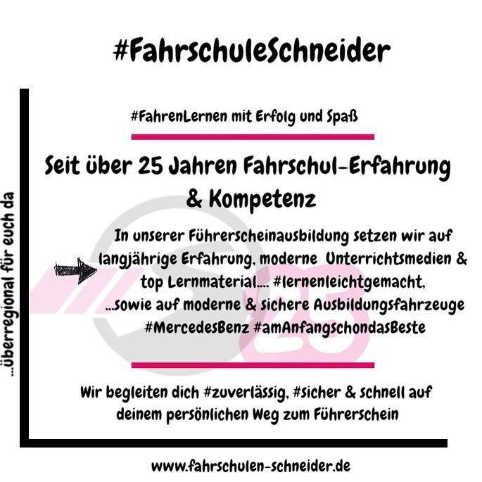 Schneider-9x in deiner nähe! - ABOUT US!