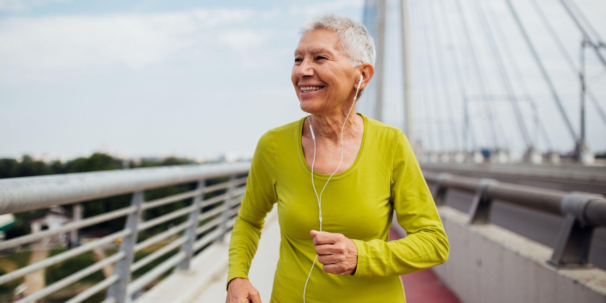 Fit und Vital älter werden