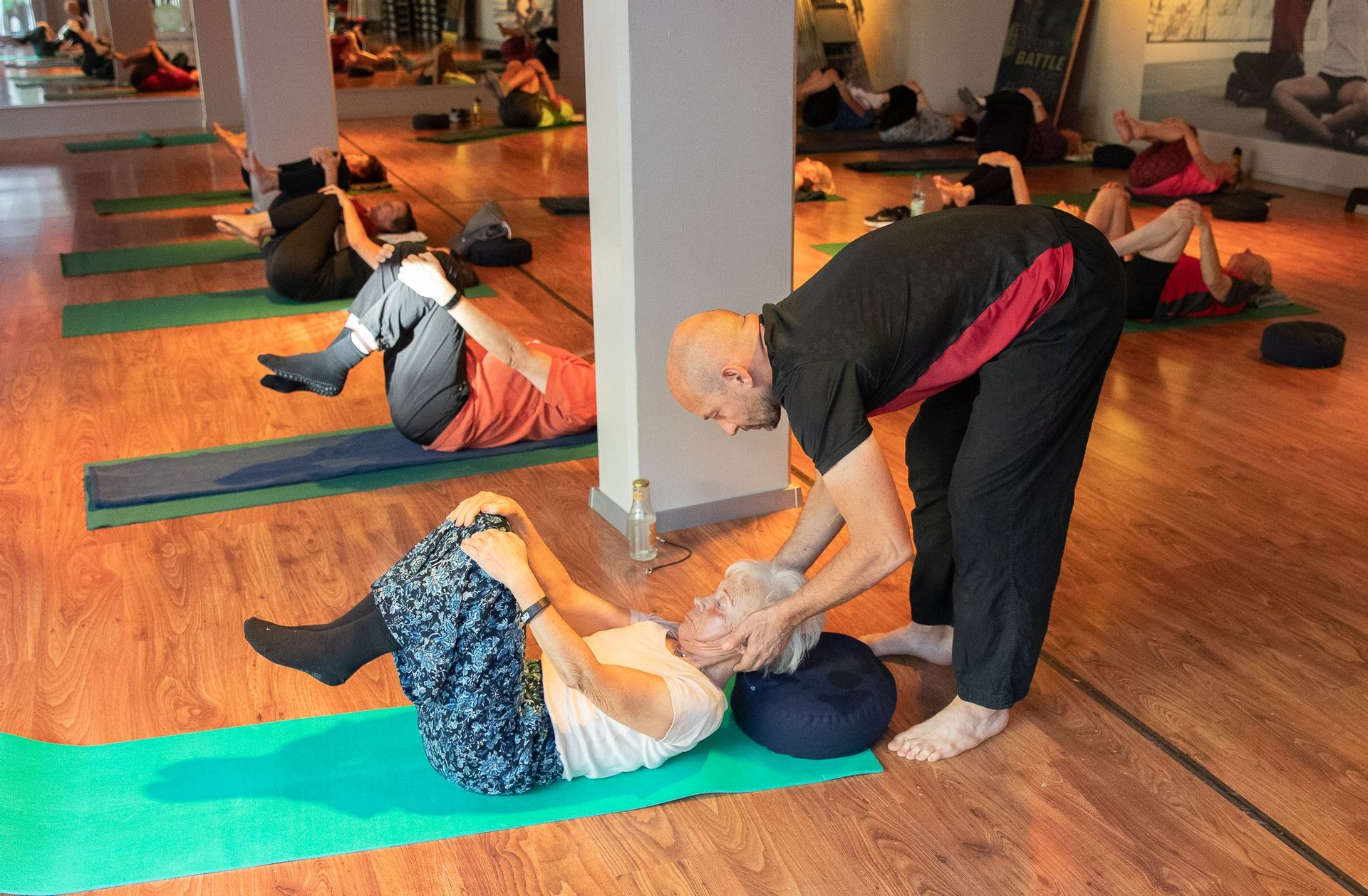 Bewegung als Medizin - Kursplan- med. Kurse