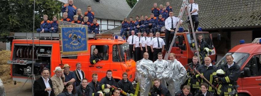Feuerwehr Köln Dellbrück