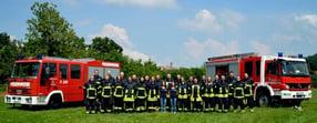 Freiwillige Feuerwehr Ronneburg