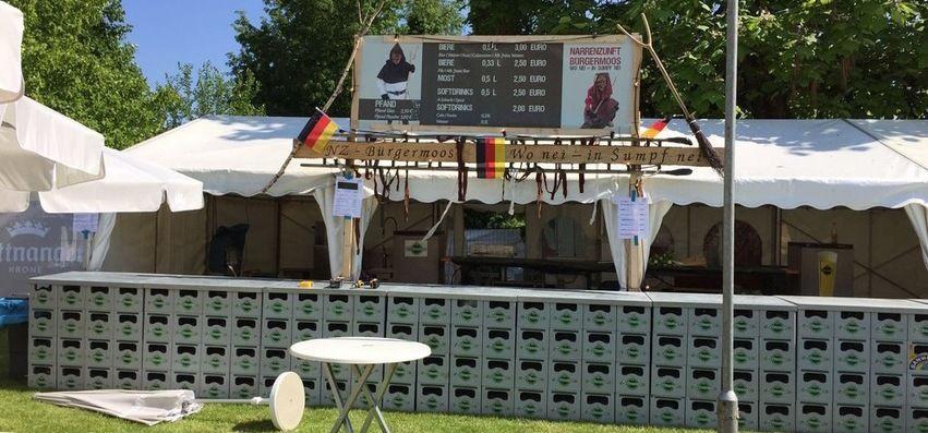 Montfortfest Tettnang | Narrenzunft Bürgermoos