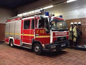 Willkommen! | Freiwillige Feuerwehr Berlin Lichterfelde