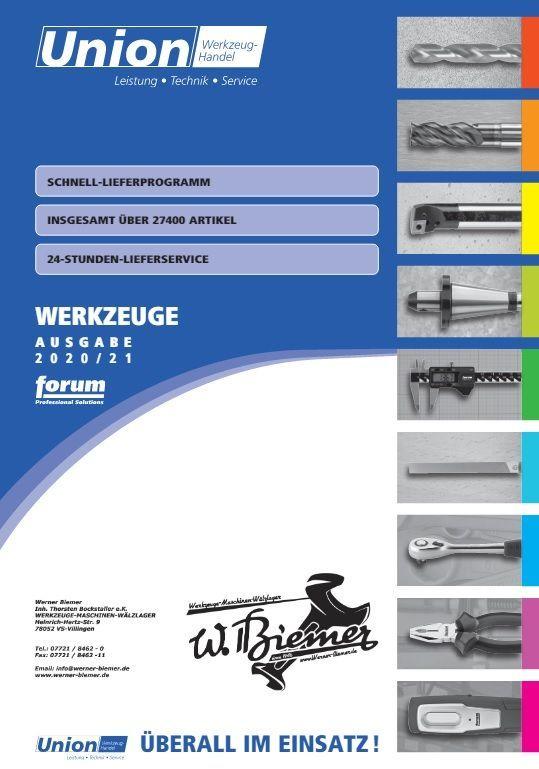 Werner Biemer Blätterkataloge - BLÄTTERKATALOGE