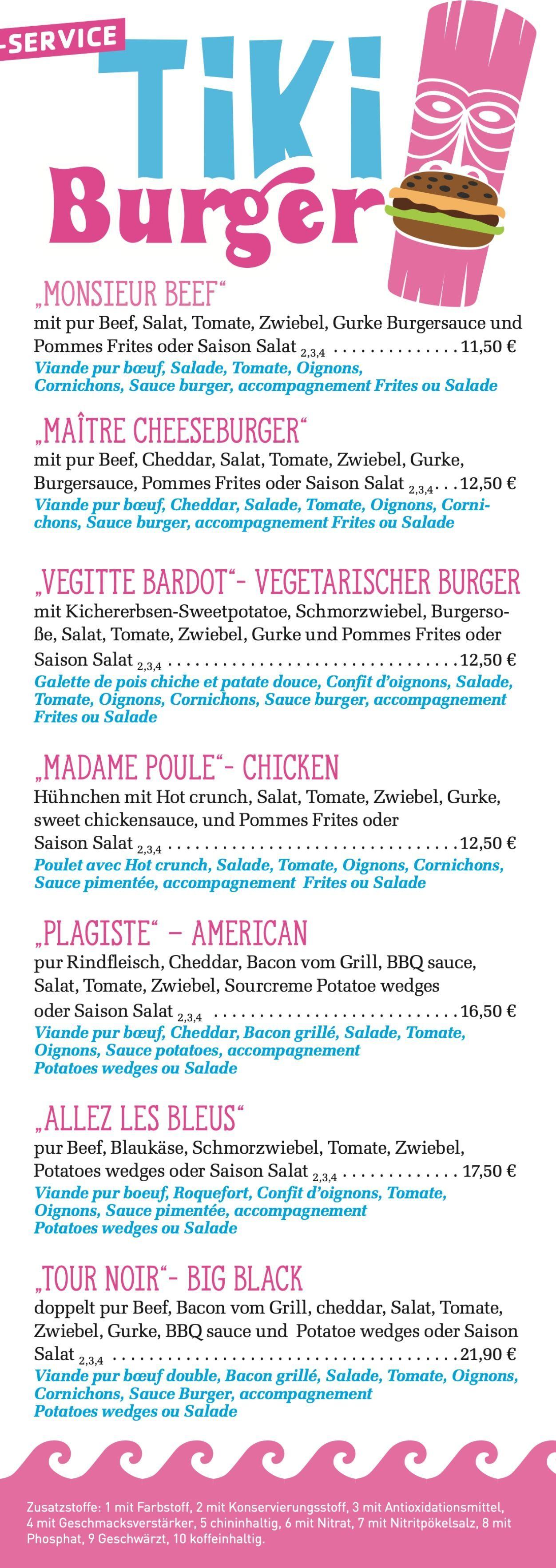 Speisen - Speisekarte | Essgut Gifiz Offenburg