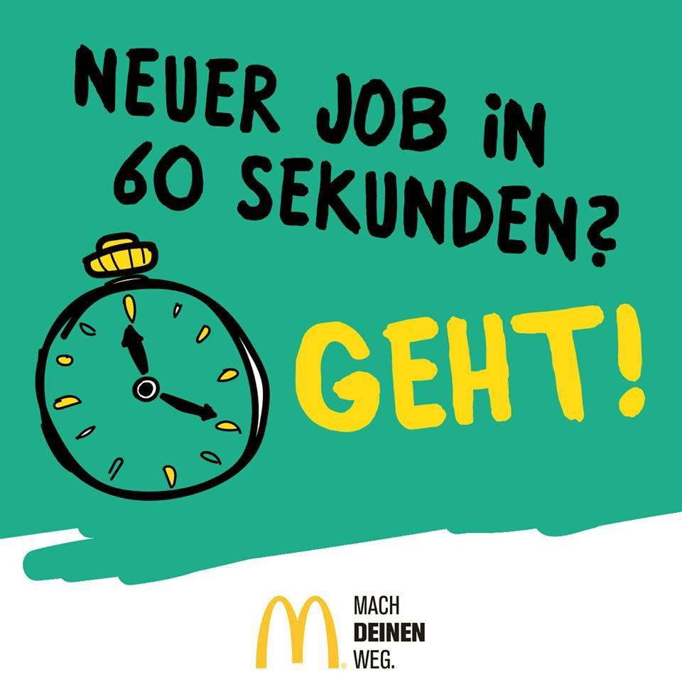 Jobs – McDonald's Reichenbach