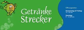 Willkommen! | Getränke Strecker