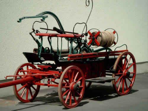 Historisches über die Freiwillige Feuerwehr