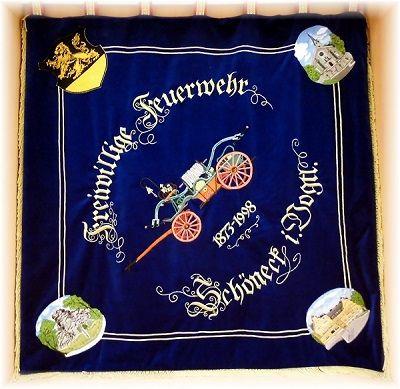 Der Feuerwehrverein Schöneck stellt sich vor.