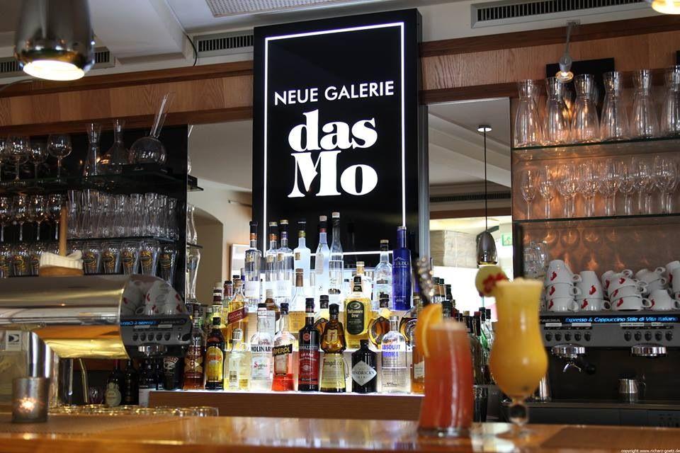 "Das Lokal - das Lokal | das ""Mo"" - Neue Galerie"