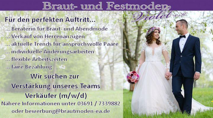 Aktuell | Braut- und Festmoden Violet e.K.