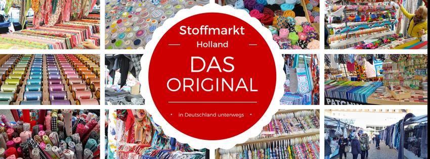 Welcome! - Willkommen! | Stoffmarkt Holland